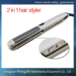 Professional hair electric irons
