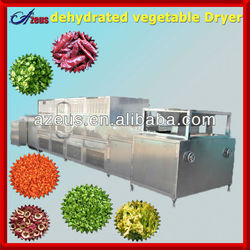 Fruit & Vegetable Processing Machinery microwave green peas dehydrator