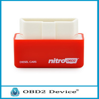 New Arrival Nitro OBD2 Plug and Drive OBD2 Chip Tuning Box Performance NitroOBD2 Chip Tuning Box for Diesel Cars