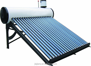 Copper Coil Solar Energy Water Heaters