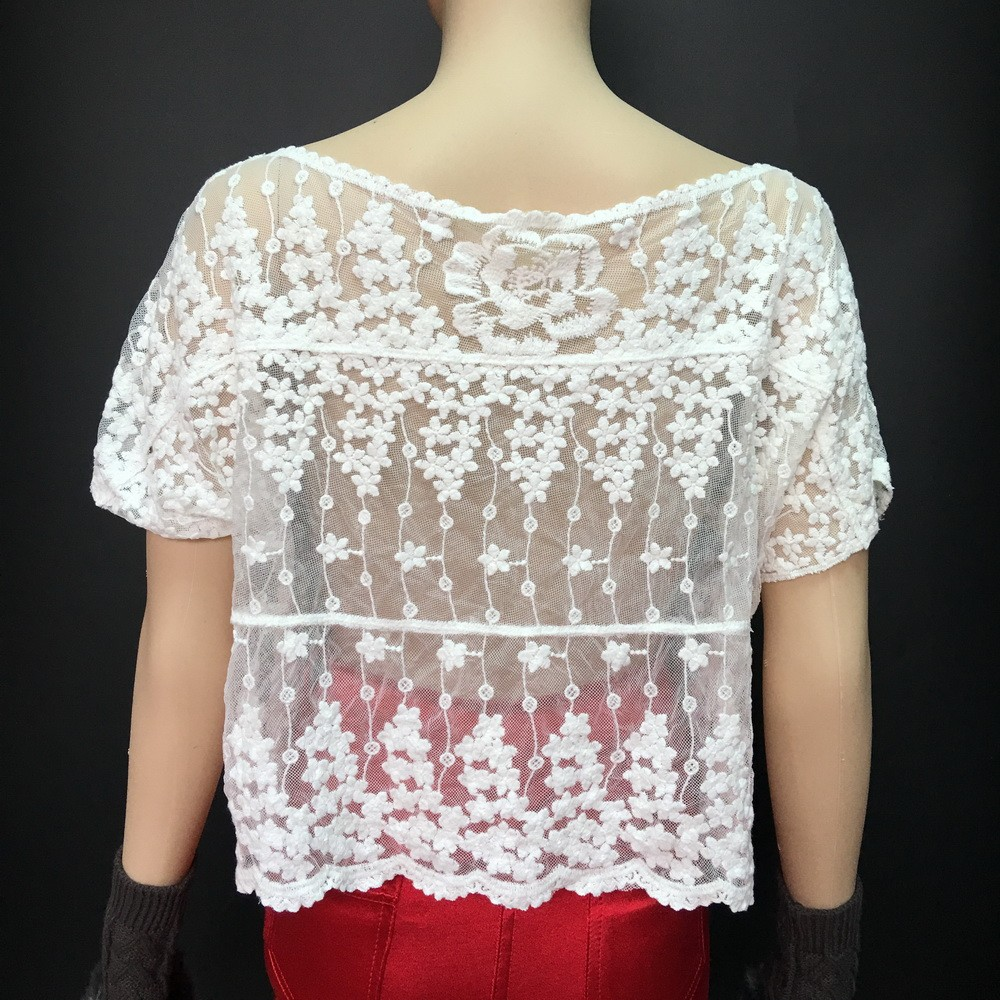 summer lace tank top extender women lace vest girl's garment girl's tank top lace sleeveless tops lace extender lace crochet top