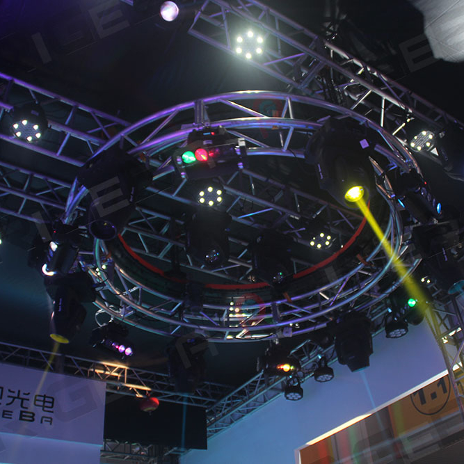 Factory Direct sell 1.15M Mini revolving truss aluminum truss for <strong>stage</strong>
