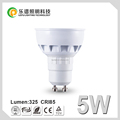 GU10 Dimmable COB LED Spotlight MR16 5W Energy Saving Lamp