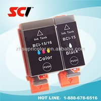 BCI-15 /BCI-16 Compatible Ink Cartridge for Canon PIXMA iP90 PIXMA iP90V SELPHY DS700 SELPHY DS810