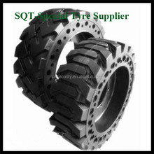 Original Manufacturer's 12-16.5 Industrial Skid Steer Solid Tires
