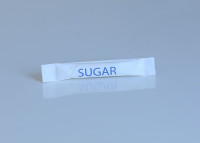 3g OEM refined regular white sugar in sachets for tea or coffee or airline use