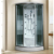 Bathroom furniture acrylic glass steam sauna shower massage steam room
