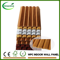 Commercial kitchen wall materials wpc