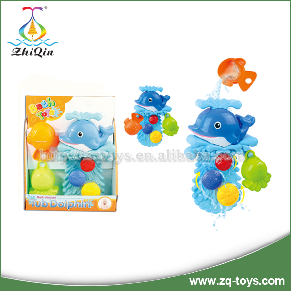 Hot selling baby tub town bath toy
