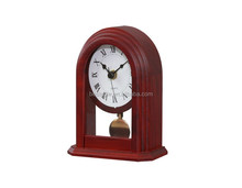 promotion gift table wooden clock wall wood clock by bestar