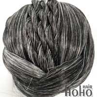 Accept OEM Mix Color Synthetic Hair