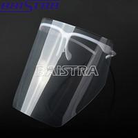 Baistra supply Safety Super Light Frame Detachable Face Shield Mask