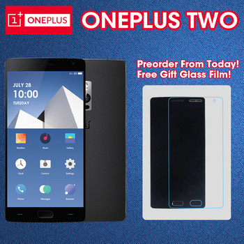 Original One plus Two Oneplus 2 4G FDD LTE Mobile Phone Fingerprint ID
