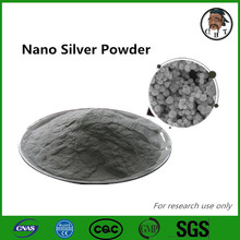 Antiosis raw nano silver powder price