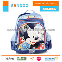 School bulletproof school bag
