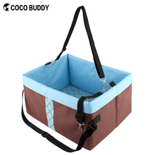 Make Dog Car Seat Booster Anto Travel Carrier Waterproof