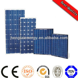 100w/150w/200w/250w/300w/310w various solar panles Made in china