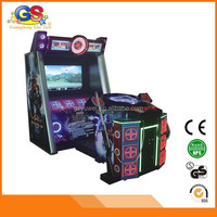 Dynamic Range laser gun shooting games machines for sale electronic indoor shooting game