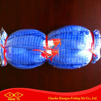 India Fishnet (Fishing Net) with best stretched by vacuum capsule machine