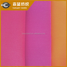 made in china knitted polyester and spandex ottoman for fashion cloth