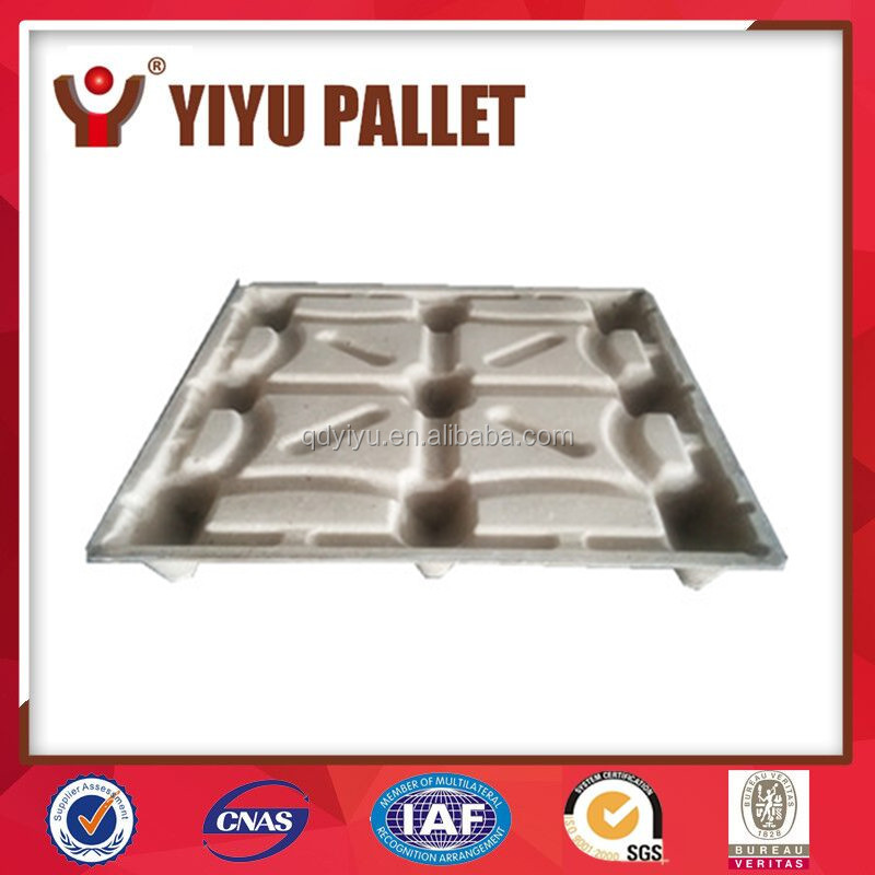 Non-fumigation green pallet