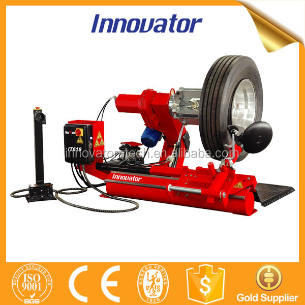 Hot sale cheap mobile car tire tyre changer for bus truck tire changing IT619