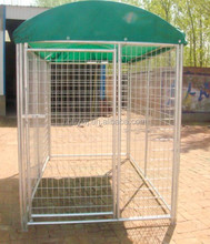 Classic Outdoor welded wire mesh Dog Kennels