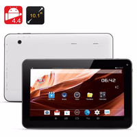 1024*600 Quad Core Smart Android 4.4 Google Play APP 10 Inch Bluetooth Tablet PC