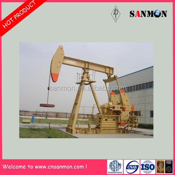 Hot Sale!!Beam Balance Pumping Unit Used In Oil Equipments For China Supplier
