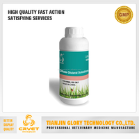 Veterinary Dilute Glutaral Solution 2% Poultry Farm Disinfectant