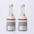 Highlight COB lamp beads 3000K 6000K auto car led headlamp, car led lights headlight