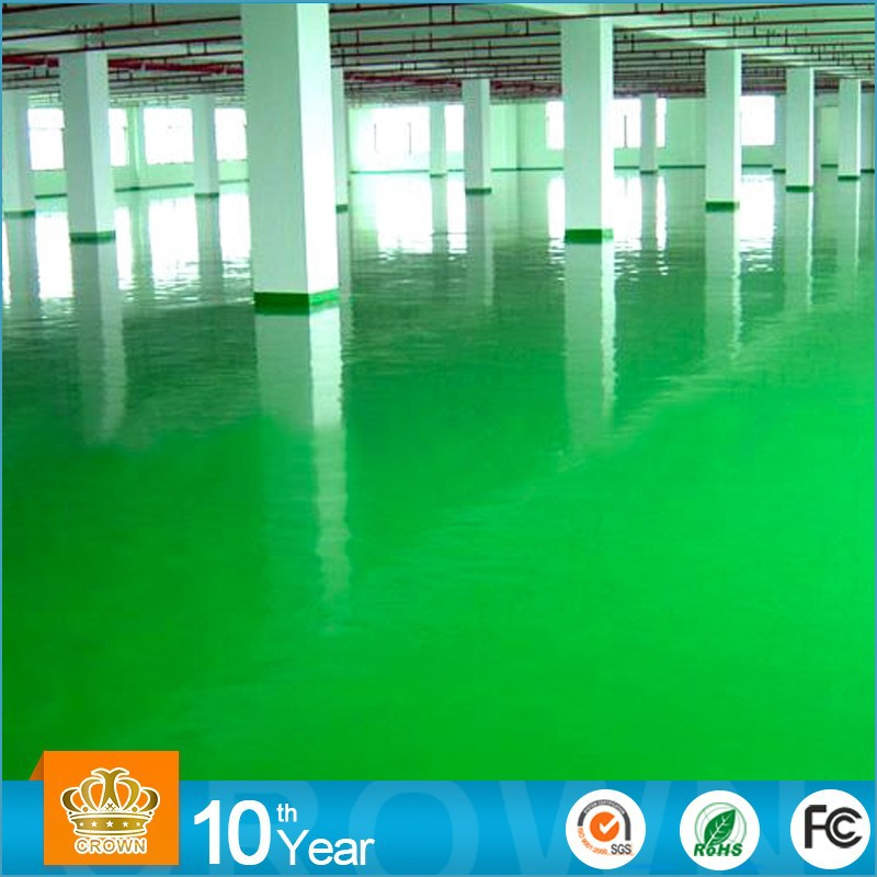 Anti Bacterial High Glossy epoxy anti-bacterial floor coating