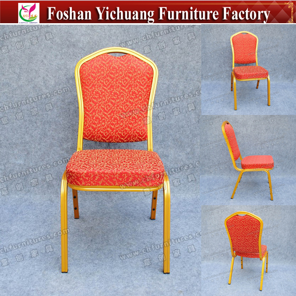 Cheap and durable foshan shunde golden chairYC-ZL07-13