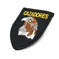 custom personalised iron on patches embroidery patches business patches for cloth
