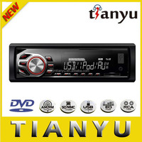 1 din car stereo DVD player of DVD CD player mp3 fm amplifier JPEG/MPEG-4/R/RW with detachable