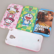 TPU material fantastic with 3d image cheap case for phone