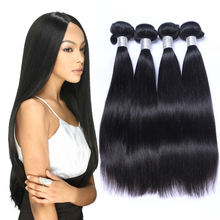 wholesale virgin hair vendors 100% raw unprocessed Indian silky straight human hair bundles