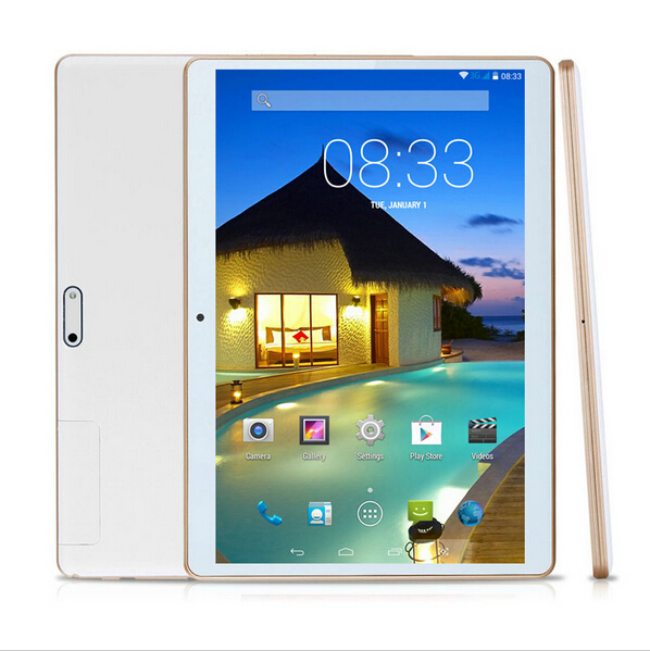 "9.6 Inch Android Tablet PC Tab Pad 2GB RAM 32GB ROM Quad Core Play Store Bluetooth 3G Phone Call Dual SIM Card 9.6"" Phablet"