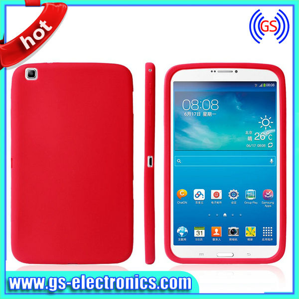 Tablet silicone case for Samsung Galaxy Tab 3 10.1 inch/P5200