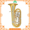 TU013 High Quality Bb Key 3/4 Tuba 3 Frontal
