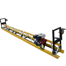 This month hot sale manual concrete floor leveling machine concrete surface finishing screed concrete level screed