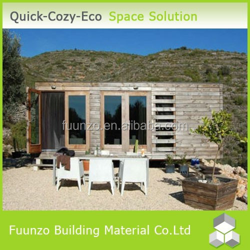 Recycled Fast Install 3 Bedroom 2 Bath Prefabricated House