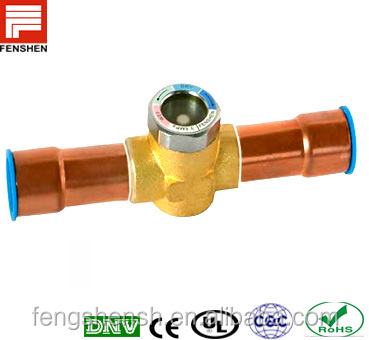 fengshen high quality copper sight glass&boiler sight glass CE, ROHS, CQC and UL certified
