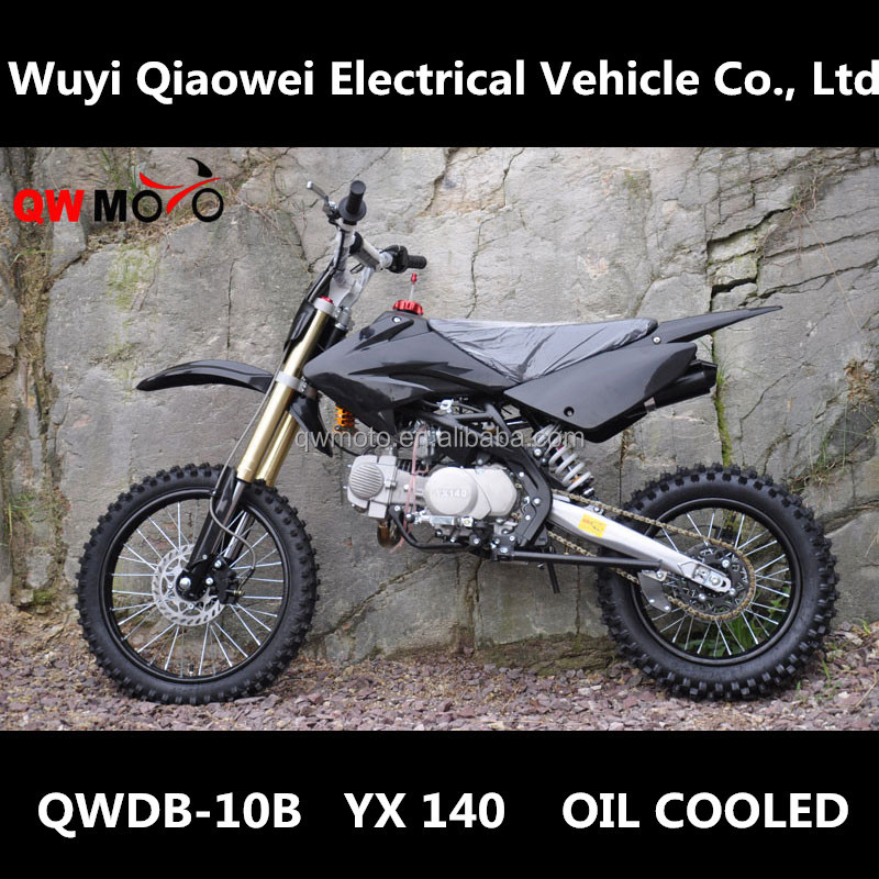 QWMOTO 140cc 150cc 160cc YX 4 stroke motorcycle power bike 140cc dirt bikes for adults