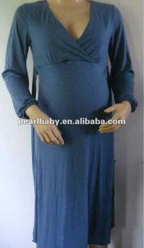 factory direct sell OEM of high quality women breastfeeding dress