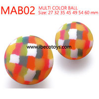 35mm Rubber Marble Balls Wholesale
