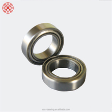 Factory supply low price bearing MR117 ZZ deep groove ball bearing MR117