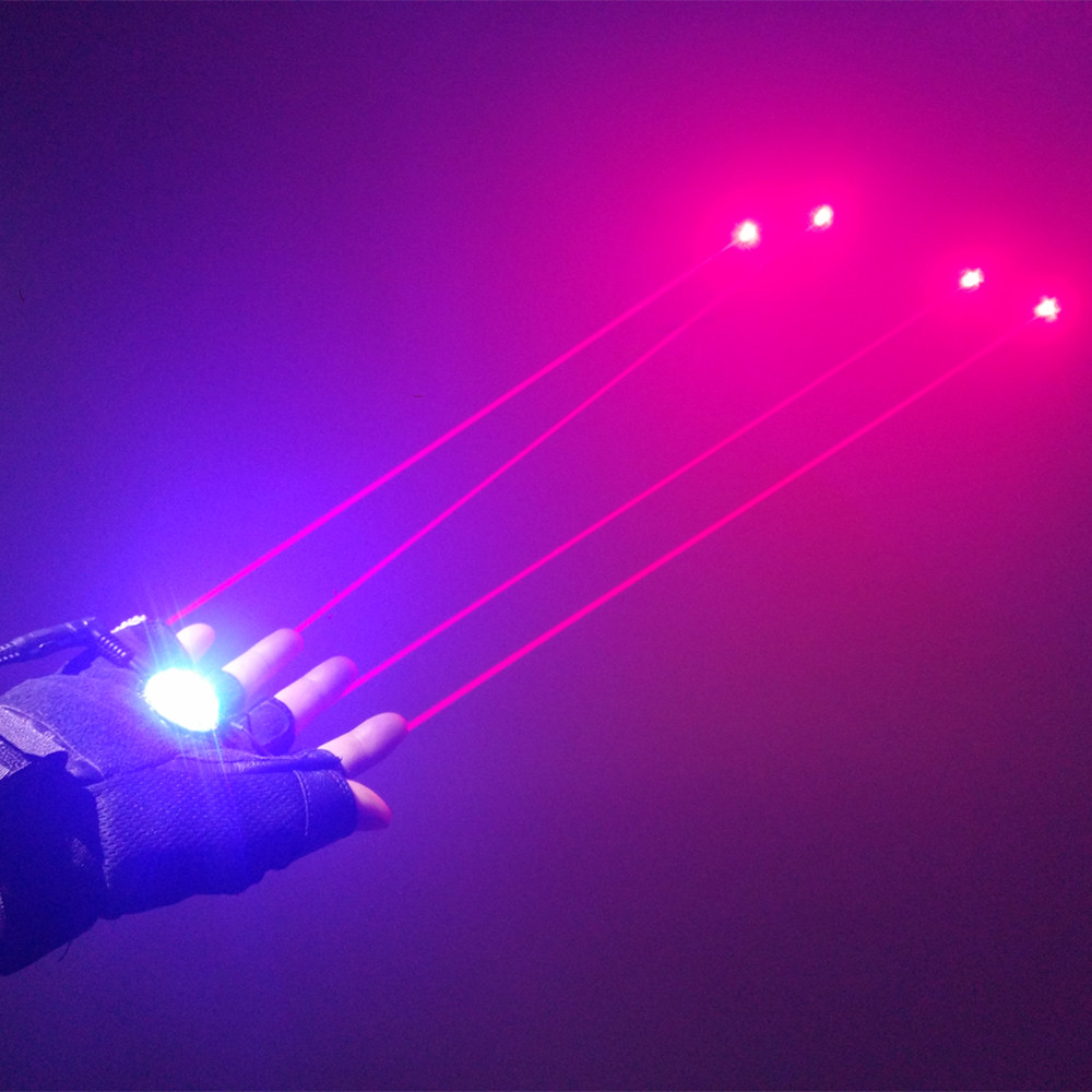 XPL-822L650R8 red laser glove for laser man <strong>show</strong>
