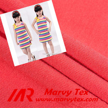 Sportswear,Underwear,Garment Use Tricot Knitted Type lycra fabric for girls' dress