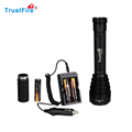 Hot!!!! TrustFire Original Factory Cheap Price 8000 Lumens Led Flashlight Rechargeable with 26650 Battery and Charger